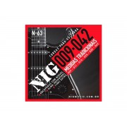 Cordas / Encordoamento Nig N63 Guitarra - .009 - .042