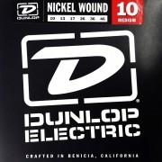 Encordoamento para guitarra 010 Média Dunlop
