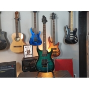 Guitarra 7 Cordas RMV R7 c/ Malagoli Zonda - Usada