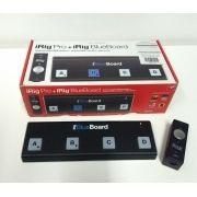 Kit  IRig Pro +  iRig BlueBoard Bluetoth MIDI Pedalboard  Ik Multimedia USADO