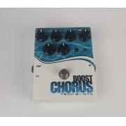 Pedal de Efeito Tech 21 Boost Chorus USADO