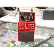 Pedal Boss Rc3 Loop Station  Rc 3 - USADO