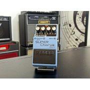Pedal Boss Super Chorus CH-1- Usado