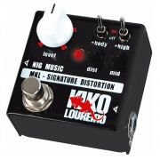 Pedal de Guitarra Distortion Signature  Kiko Loureiro MKL