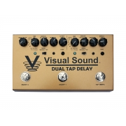 Pedal Visual Sound Dual Tap Delay  Usado - ñ Strymon