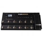 Pedaleira Line 6 Pod Hd500 Multi Efeito Usada c/ case