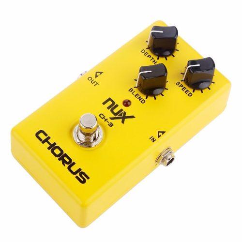 Pedal Chorus Vintage Ch-3  Nux