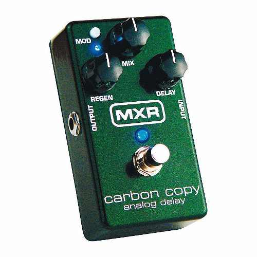 Pedal Mxr Carbon Copy Analog Delay Dunlop