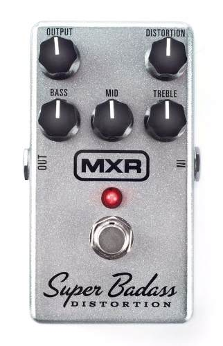 Pedal Mxr Super Badass Distortion Dunlop M75