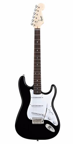 Guitarra Strato Fender Squier Bullet Strat Black