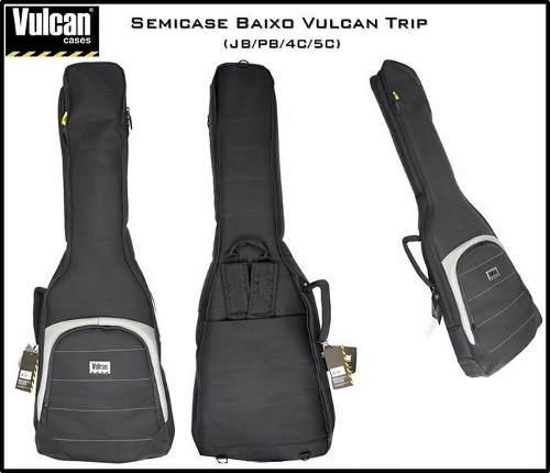 Semi Case Capa P/ Baixo Jb / Pb / 4c / 5c Vulcan Trip