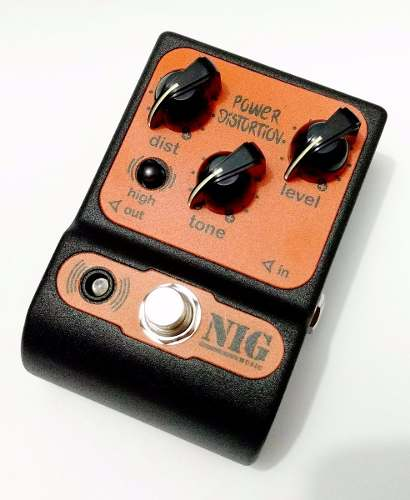 Pedal Pocket Nig - Power Distortion - Ppd