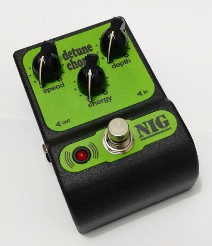 Pedal Nig - Detune Chorus - Pch - Pocket