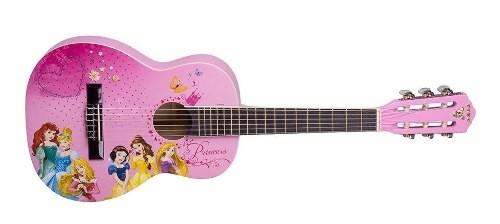 Violão Phx Disney Princess - Princesas - Vip 3