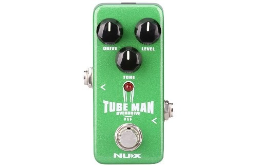 Pedal de Guitarra Nux Tube Man