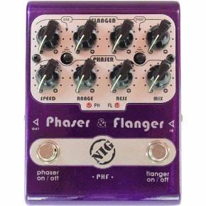 Pedal Phaser & Flanger Nig - Phf
