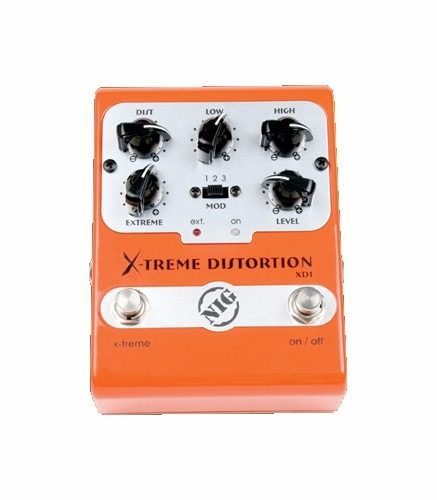 Pedal De Guitarra Nig - Xd1 - X-treme Distortion