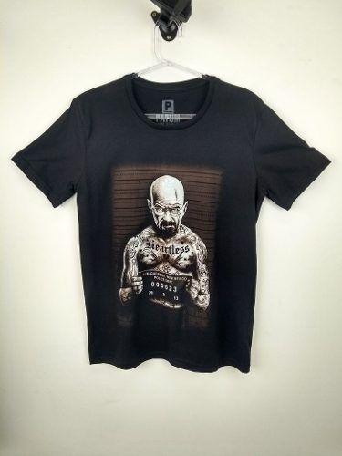 Camiseta Breaking Had Heisenberg
