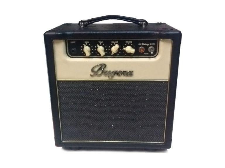Amplificador Bugera Valvulado Vintage 5w