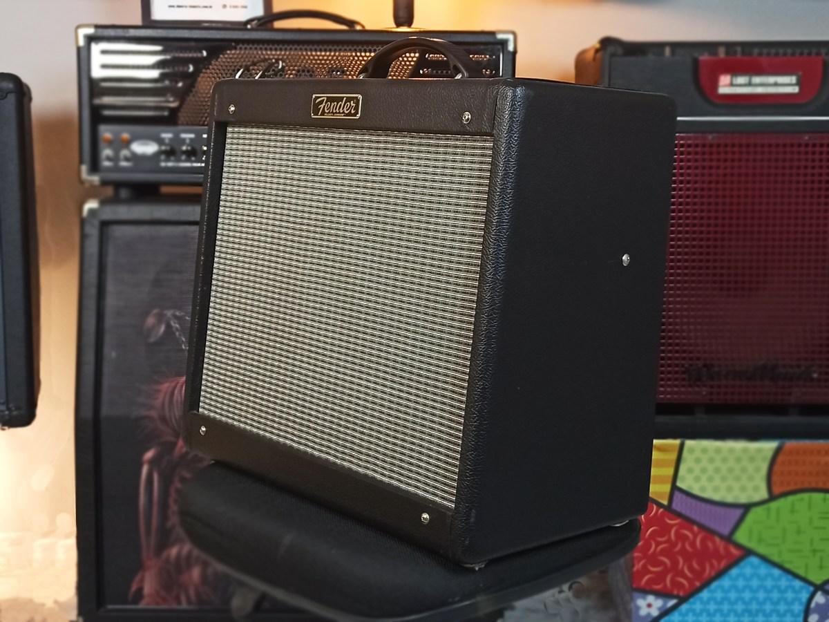 Amplificador Fender Blues Junior III - 15w Valvulado - Usado