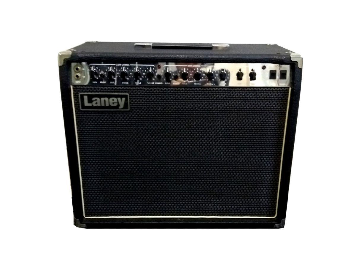 Amplificador Laney lC50 Valvulao - Usado