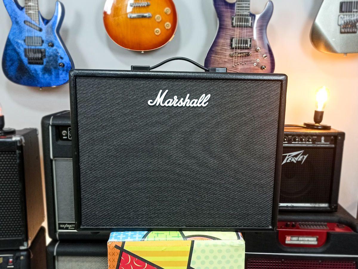 Amplificador Marshall Code 50 110v - Usado