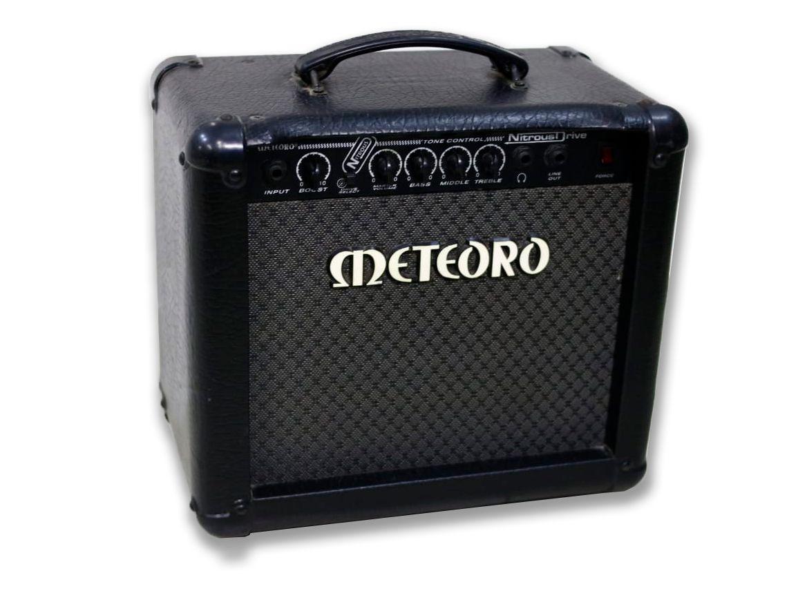 Amplificador Meteoro Nitrous Drive 15w - USADO