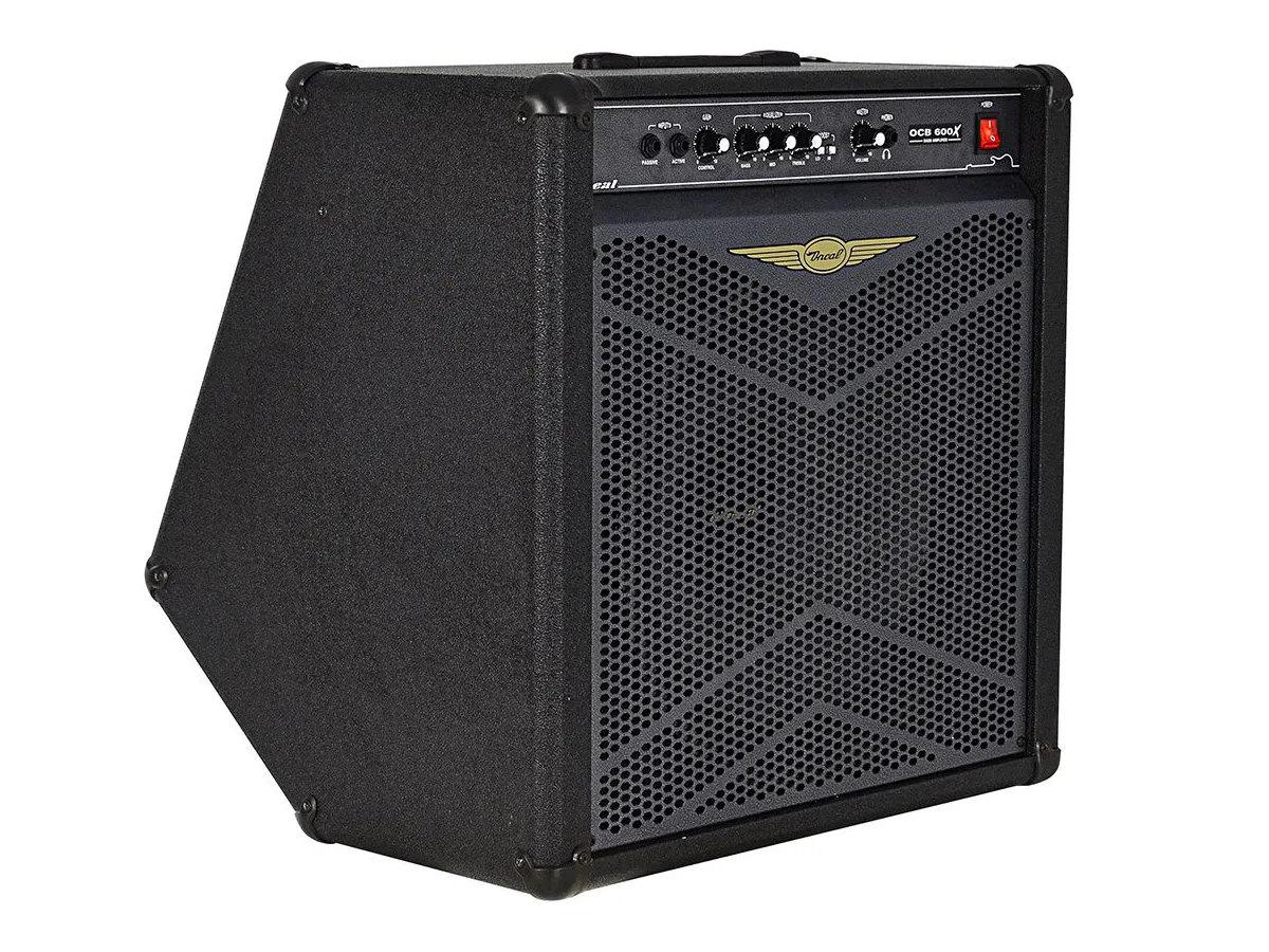 Amplificador Oneal para Baixo OCB600X – Usado