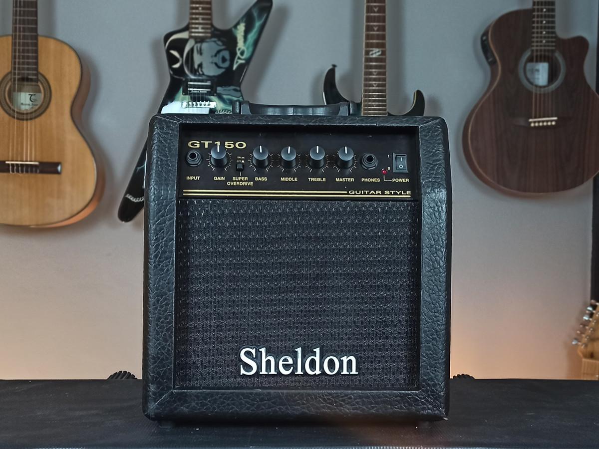 Amplificador de Guitarra Sheldon GT 150 - Usado