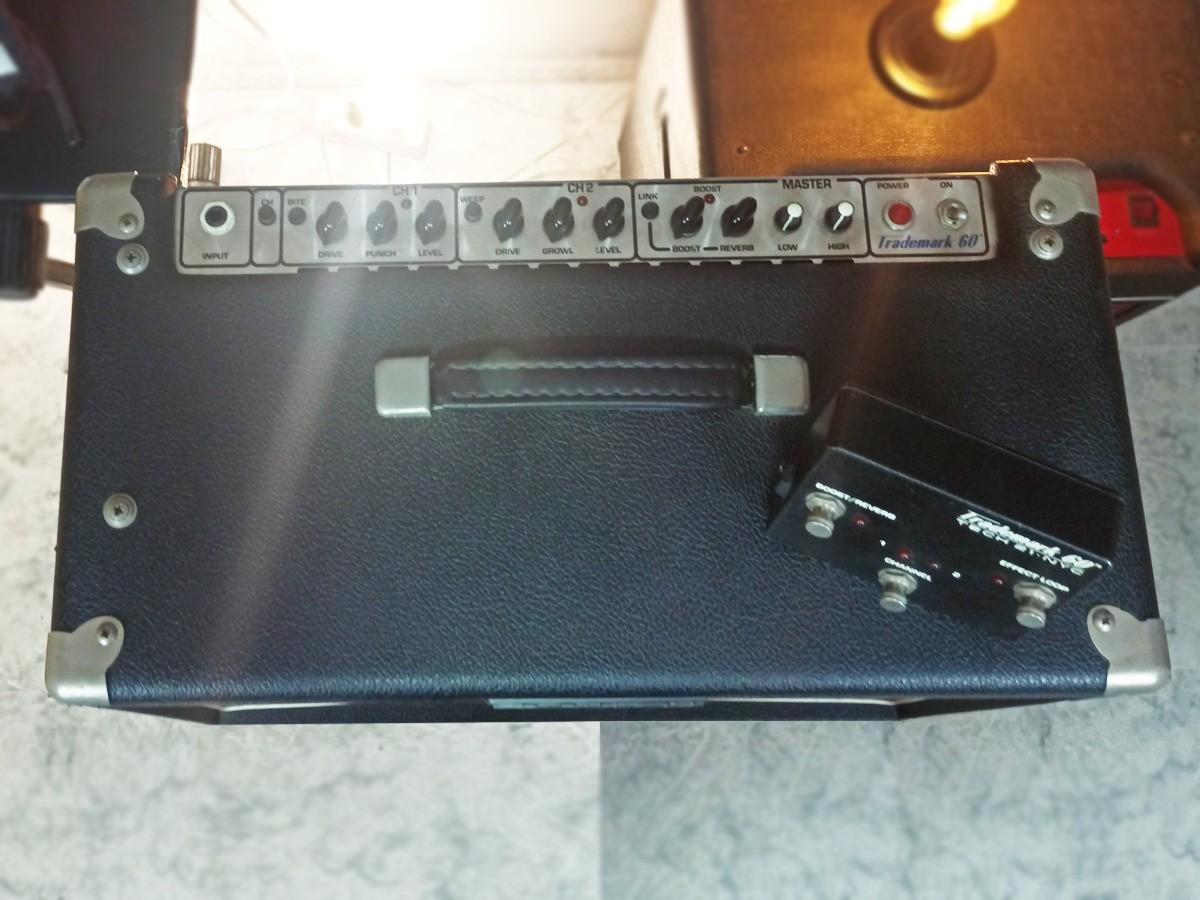Amplificador Tech 21 trademark 60 – Usado