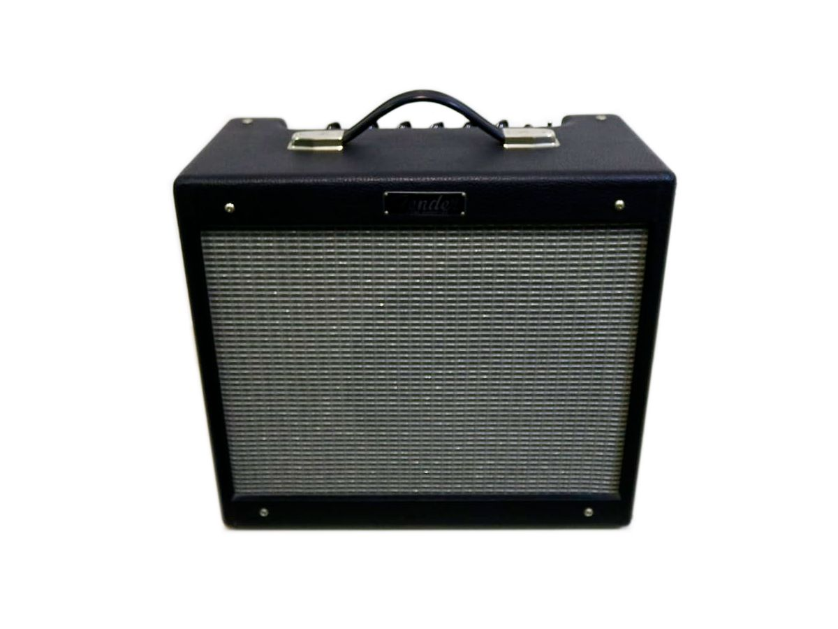 Amplificador Valvulado Fender Blues Junior Se - 15w - Jr - USADO