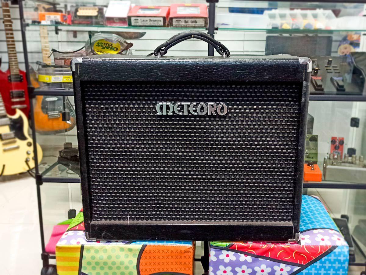 Amplificador Valvulado Meteoro MGV30 - Usado