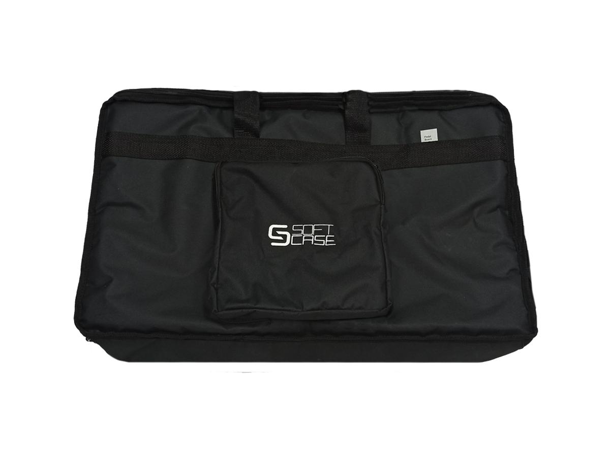 Bag para Pedal Board e Pedaleira 62cm x 32cm x 12cm Linha Start - Soft Case