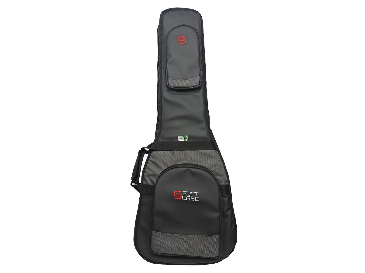 Bag Semi Case para Guitarra Linha Premium - Soft Case