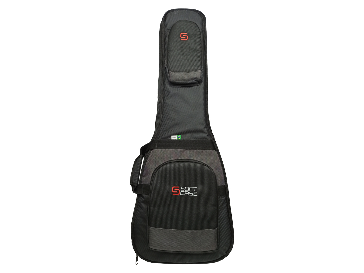 Bag Semi Case para Guitarra Linha Move - Soft Case