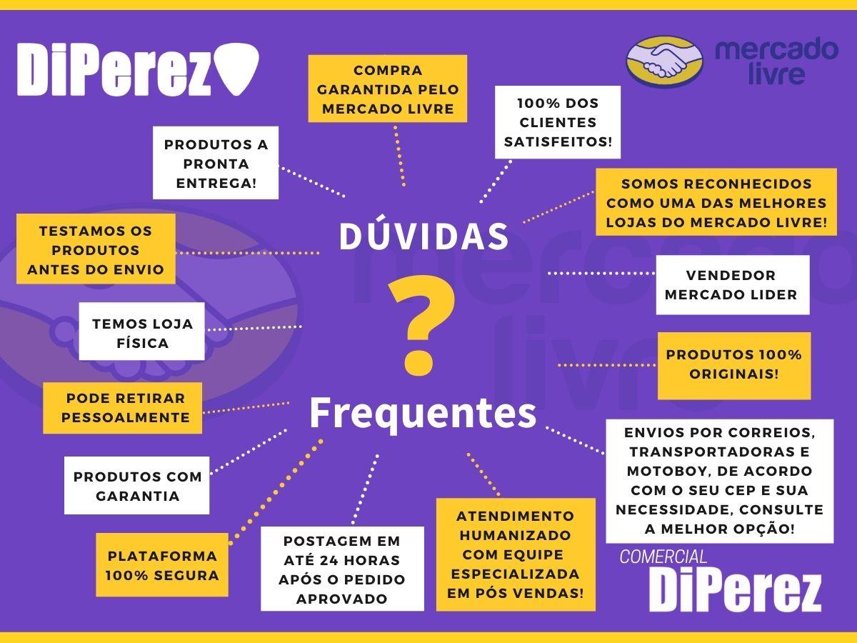 Cabo Auxiliar P2 x RCA 3 Metros Profissional Premium - p/ Tv DVD Caixa de Som e Celular