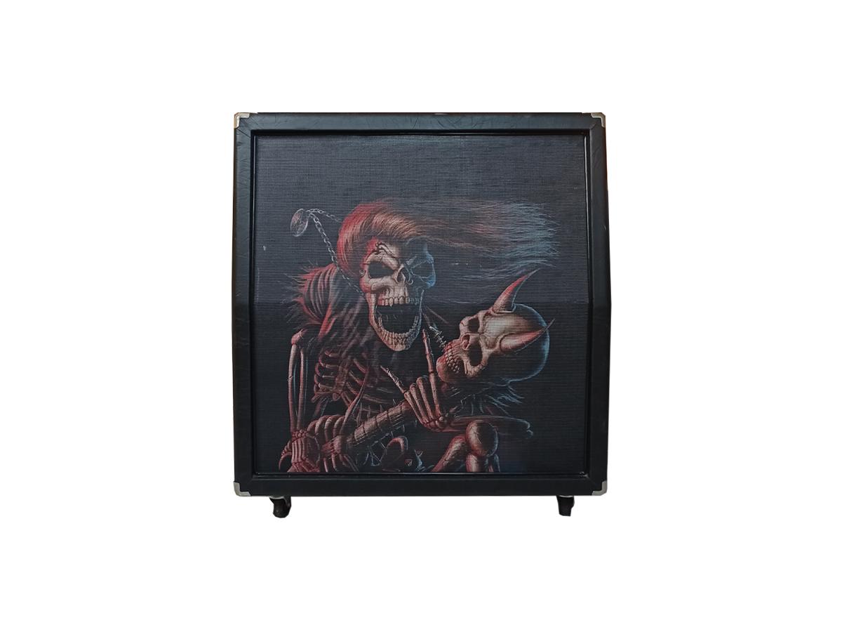 Caixa Rox Stage Freak Diagon 2 x 12 - Usada - Eminence The Governor e The Wizard
