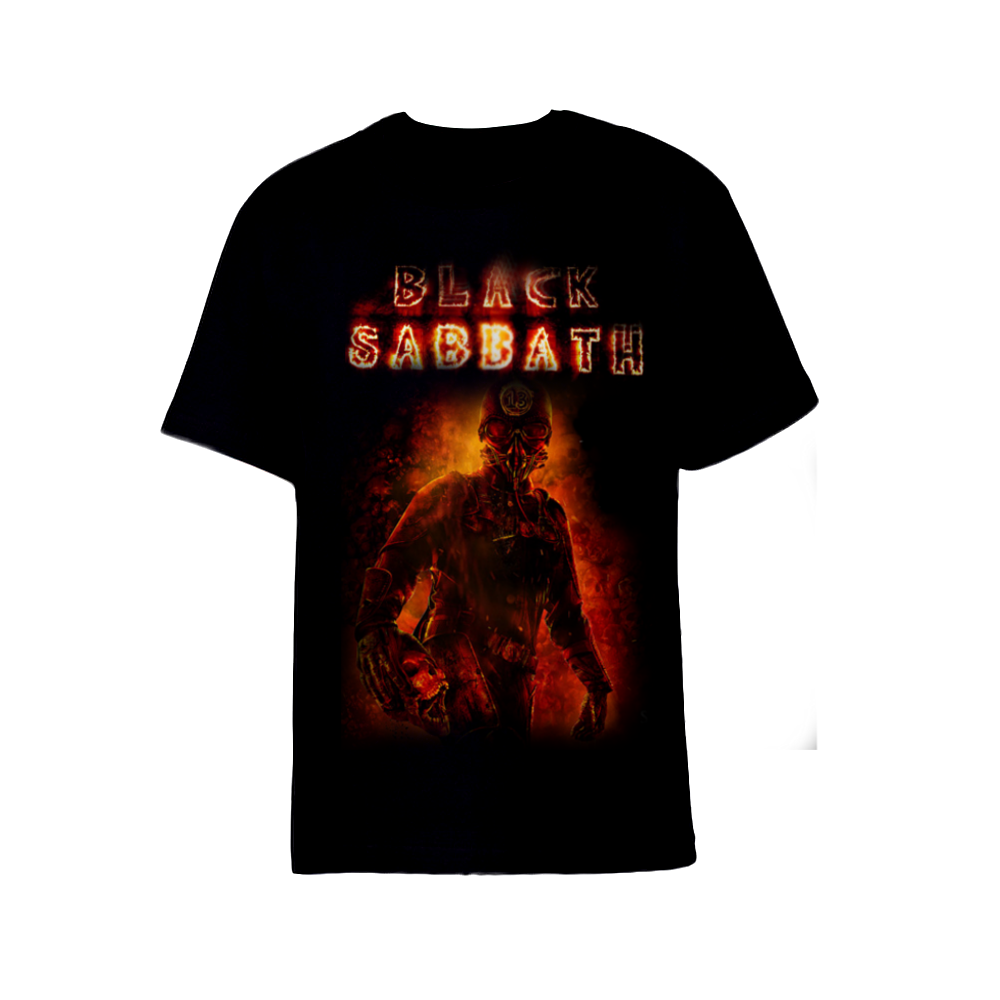 Camiseta Black Sabbath 13
