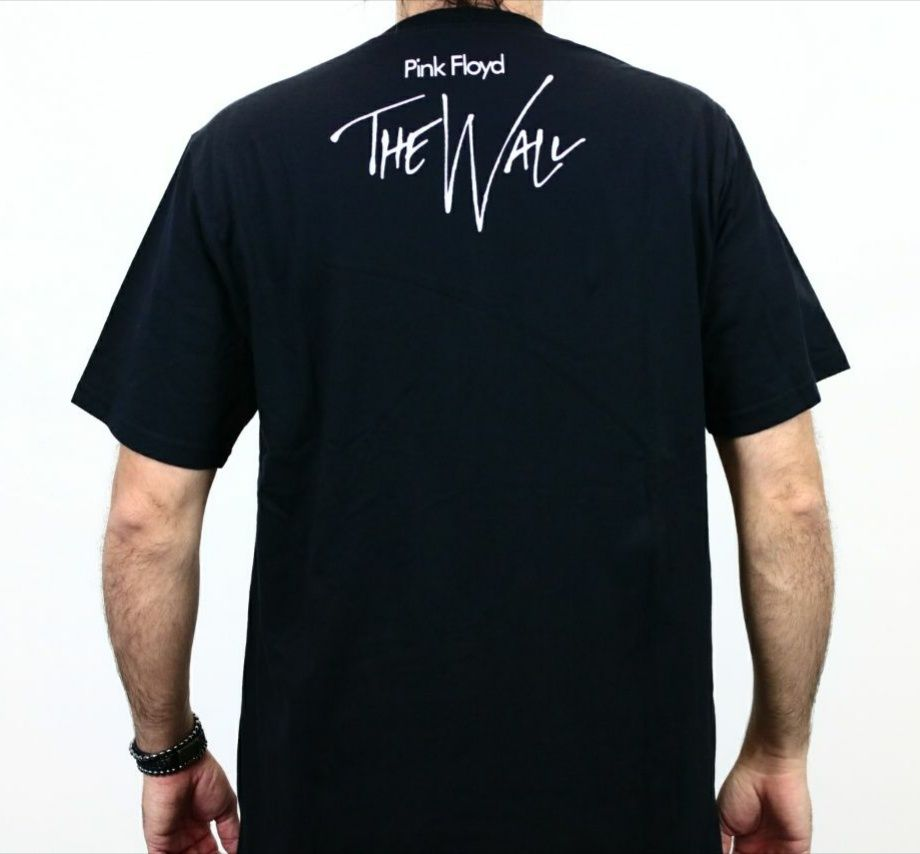Camiseta Pink Floyd The Wall Preta
