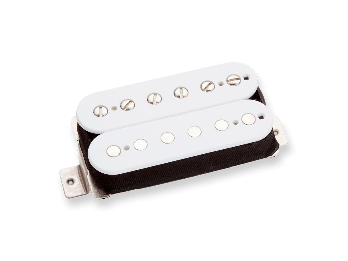 Captador Seymour Duncan - 59` model humbucker - BRANCO - Bridge - Ponte