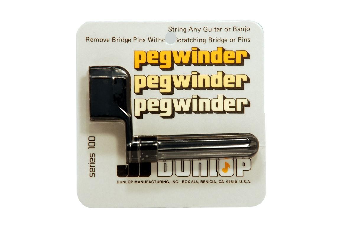 Encordoador para Guitarra Violão Pegwinder Dunlop