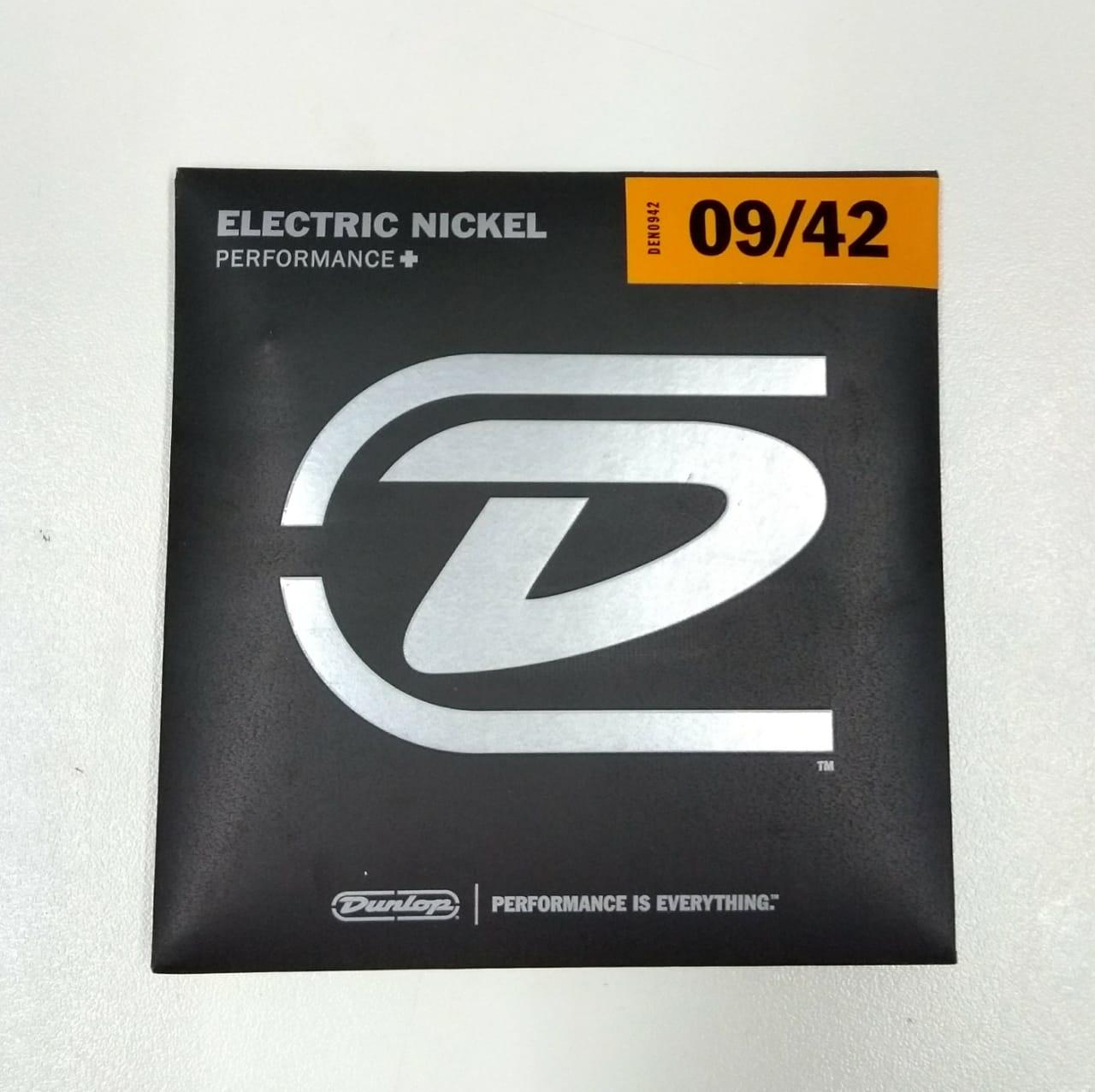 Encordoamento 009 leve guitarra Dunlop