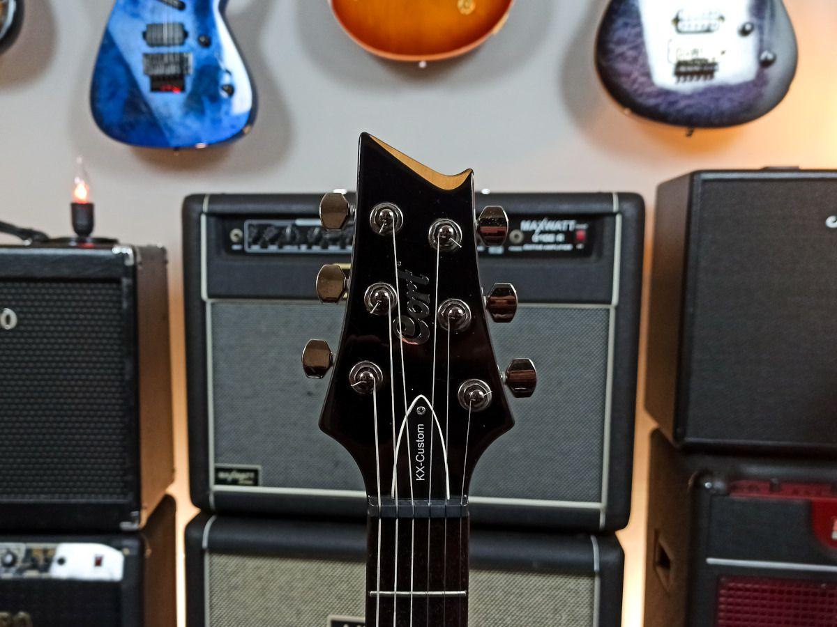 Guitarra Cort KX-Custom - Usada