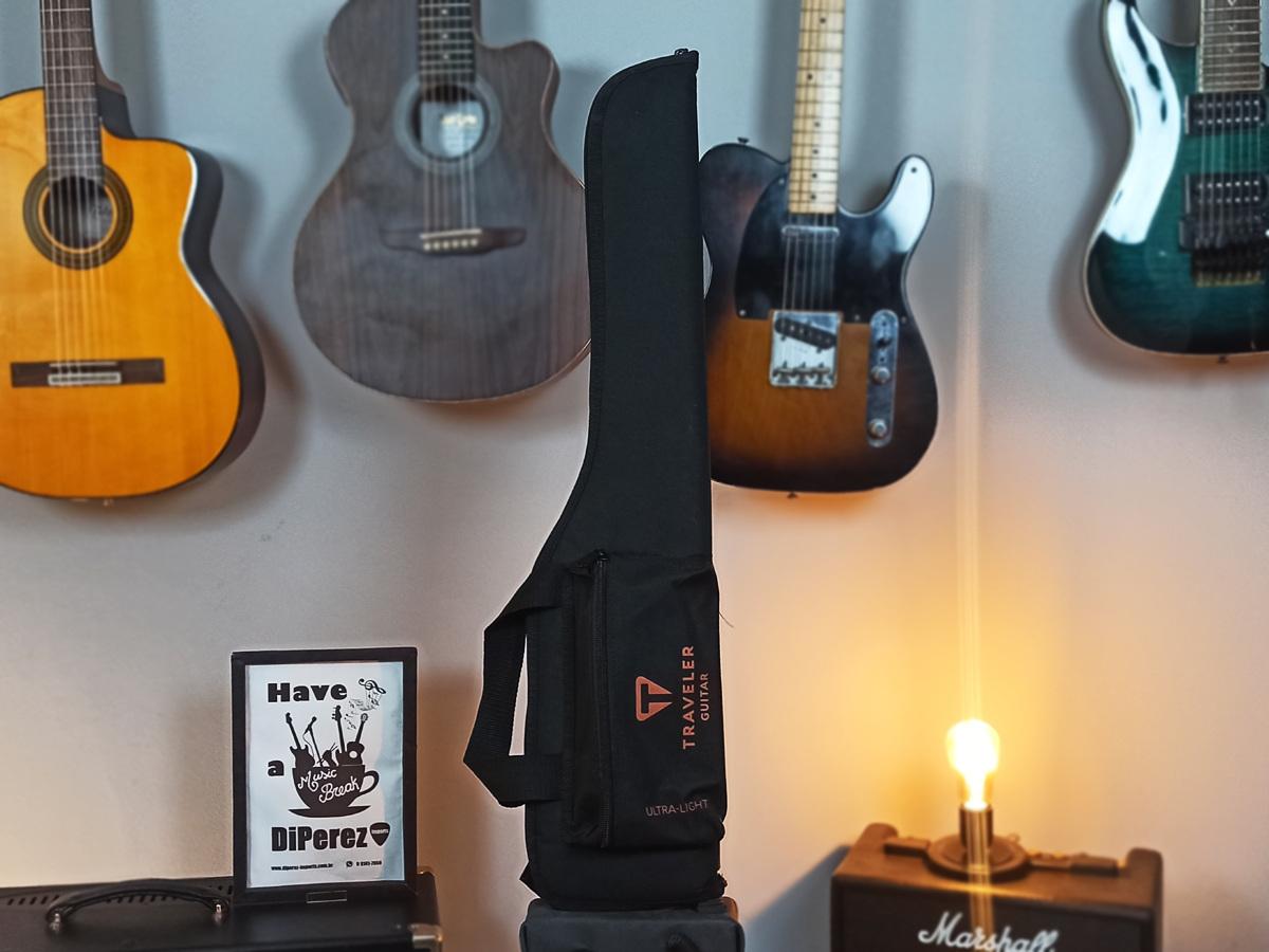 Guitarra de Viagem Traveler Guitar Ultra-Light - Usada
