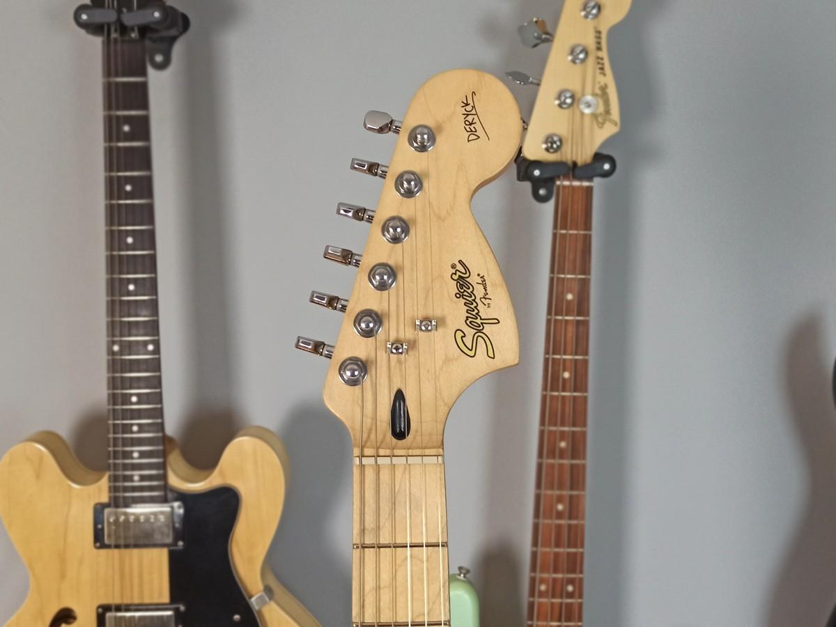 Guitarra Telecaster DERYCK WHIBLEY - Squier By Fender - USADA