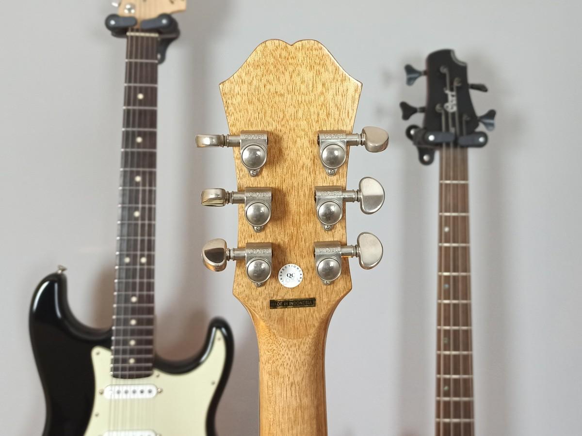 Guitarra Epiphone ES-335 Dot Natural - Usada