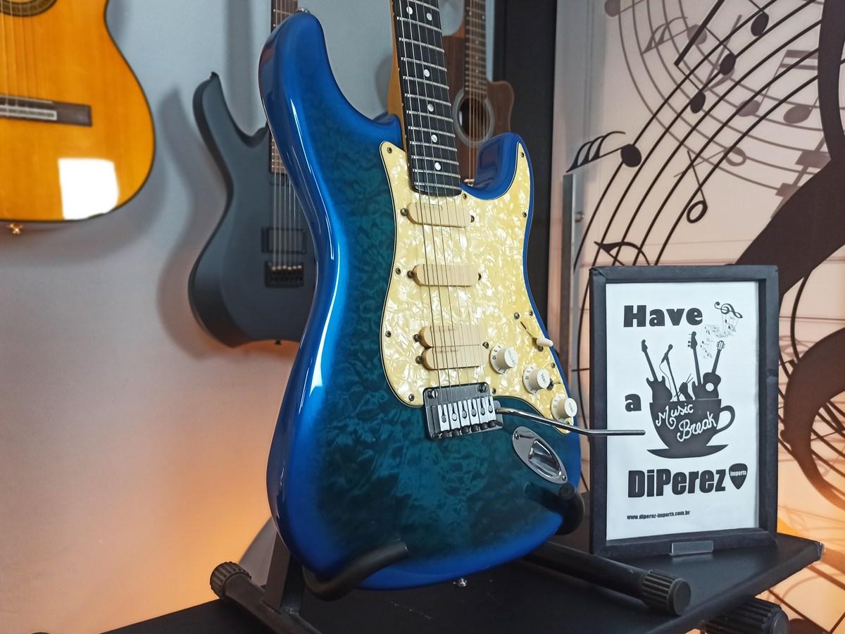Guitarra Fender American Ultra Stratocaster 97 - Usada