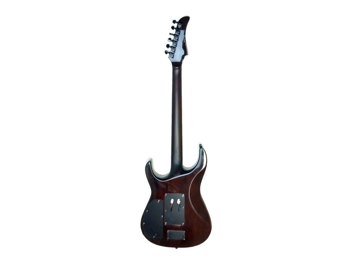 Guitarra Fernandes Revolver Elite - Lemon Drop - Usada