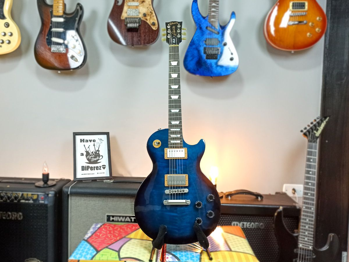 Guitarra Gibson Les Paul Studio 100th Anniversary - 2015 c/ Case - Usada