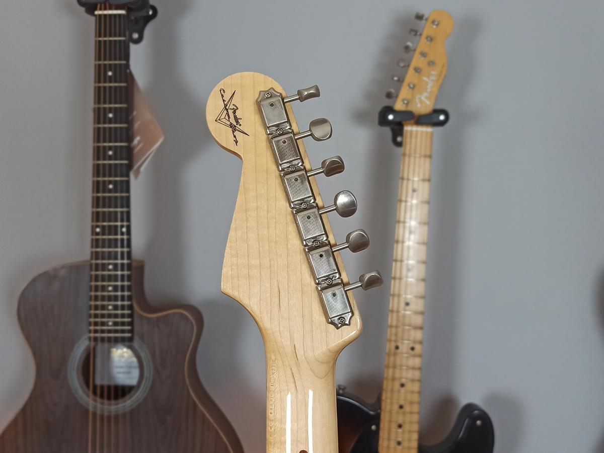 Guitarra Stratocaster Fender Custom Shop NOS 1960 Walnut - USADA